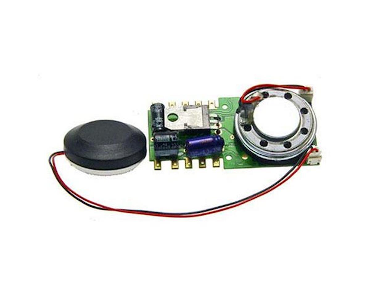 MRC HO 16-Bit Universal Snd Decoder, Proto E8/9/PA