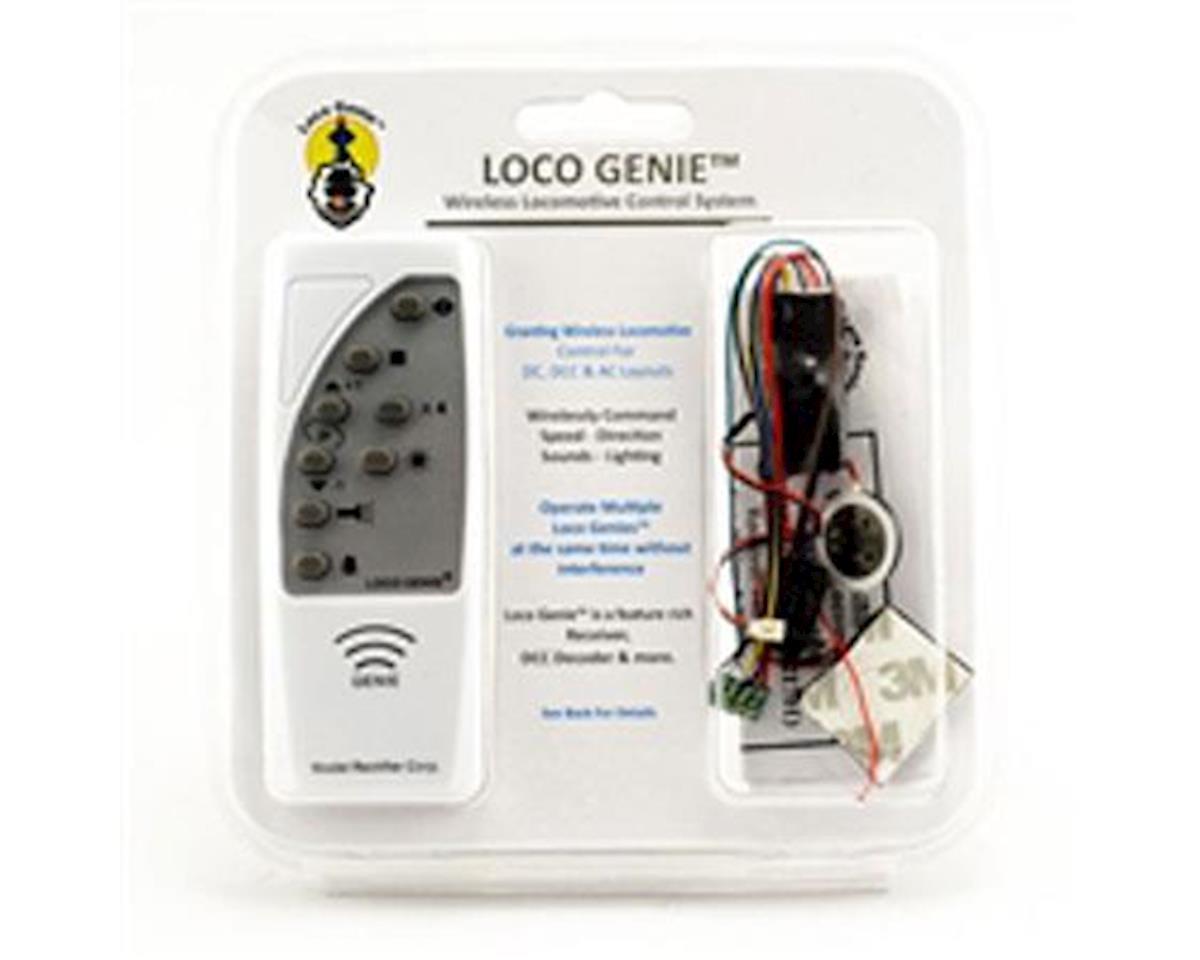 MRC HO Loco Genie, Non-Sound