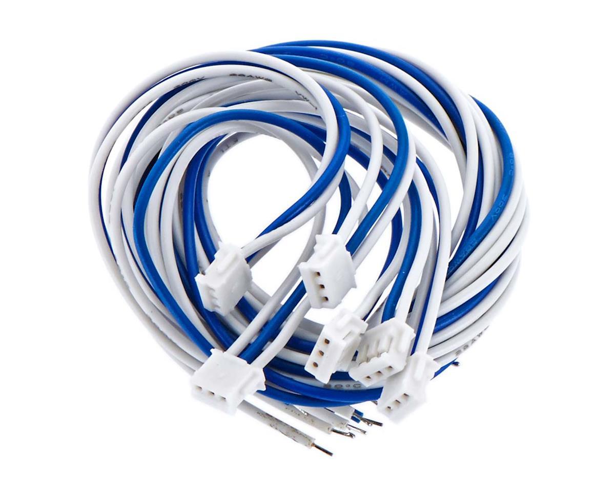 MRC Light Genie, 2-Pin Mini Male Connector w/Leads (6)