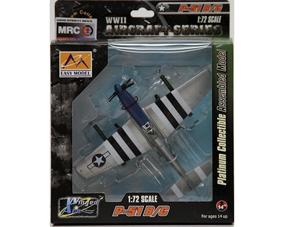 MRC EM 1/72 P-51B Mustang Patty Ann II Lt. Thornell