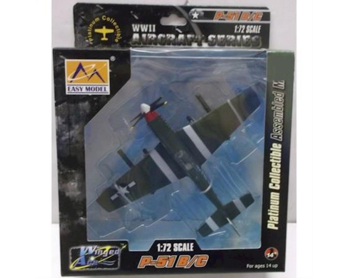 MRC 1/72 P-51B Mustang 336th FS
