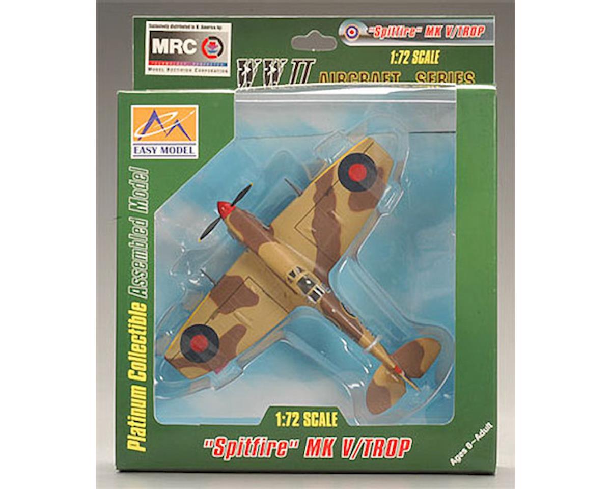 MRC 37214 EM 1/72 Spitfire Mk.V RAF 303 SQN 1942