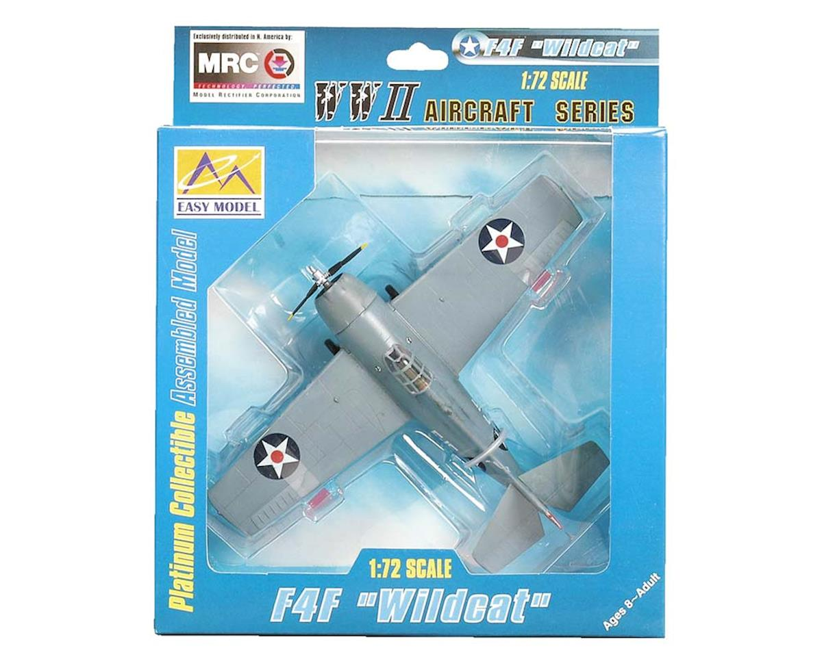 MRC 37246 EM 1/72 F4F VF-3 Aboard USS Lexington
