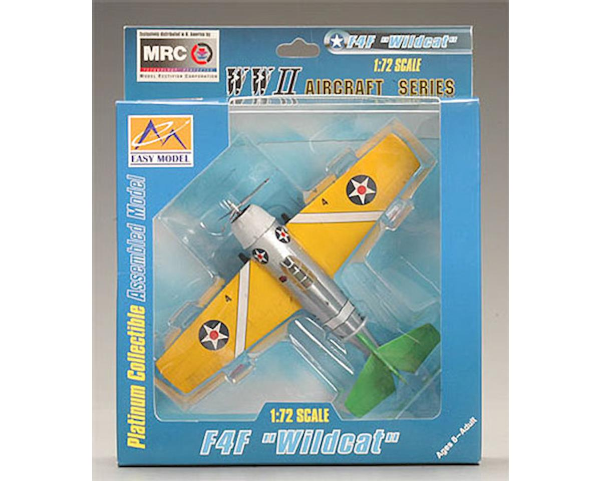 MRC EM 1/72 F4F Wildcat VF-41 USS Ranger