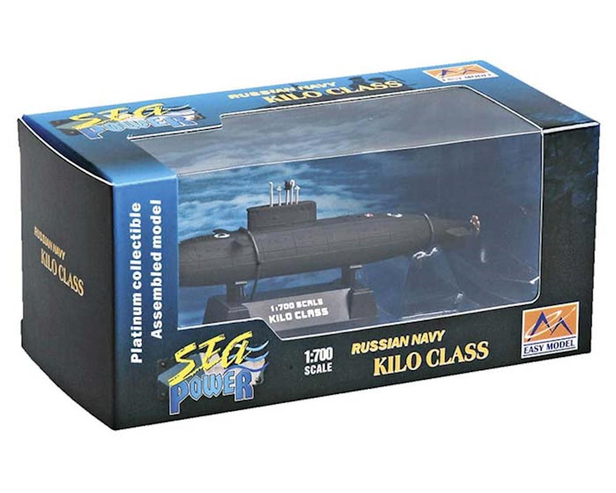MRC 37300 EM 1/700 Russian Navy Kilo Class Submarine