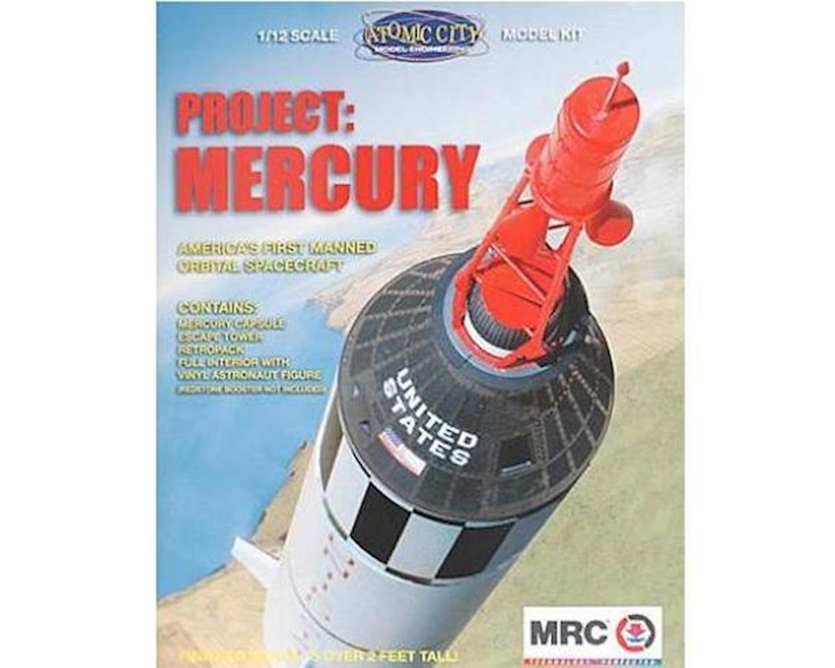 MRC 62001 1/12 Project Mercury Capsule