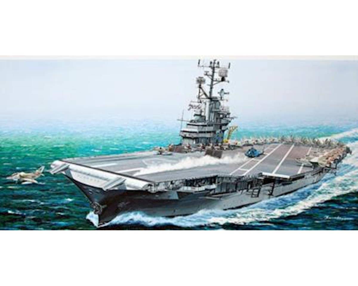 64008 1/350 USS Intrepid Angled Deck Aircraft Carrier by MRC