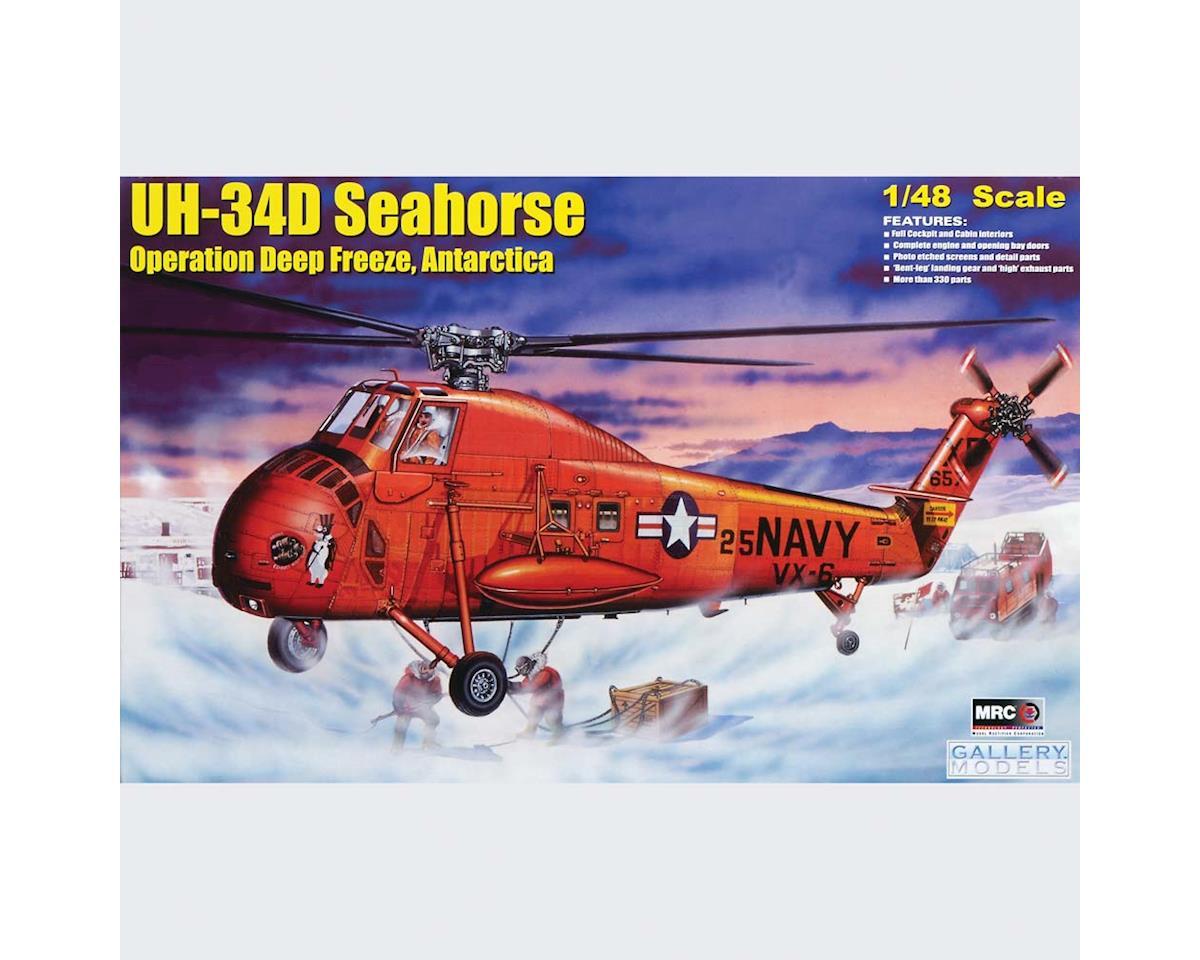 MRC 64106 1/48 VH-34D Seahorse Antarctica Rescue