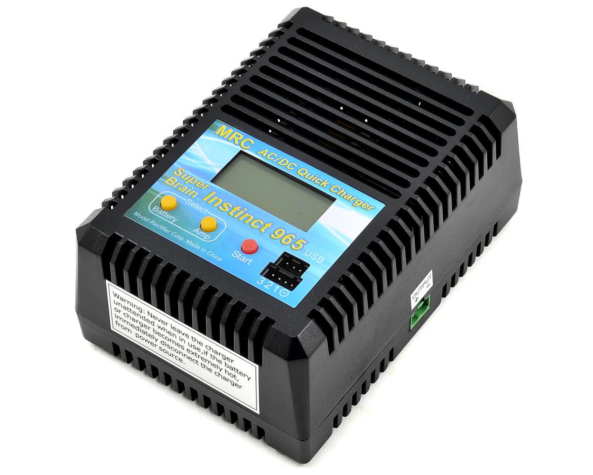 MRC Super Brain 965 Instinct AC/DC Charger (NiCd/NiMh/LiPo/Li-Ion/LiFe)