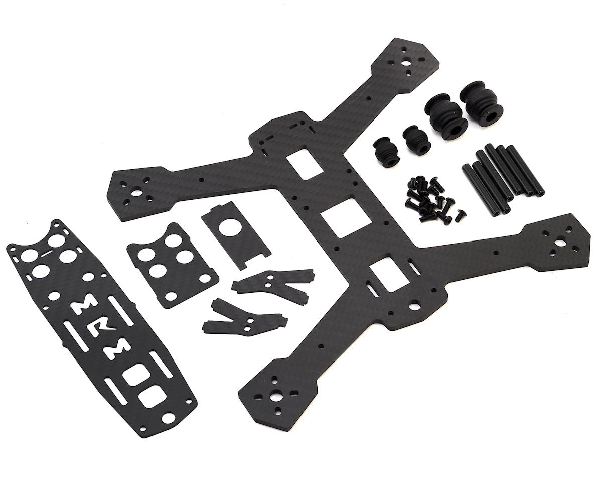 MultiRotorMania 225 Carbon Fiber Drone Frame Kit (Black)