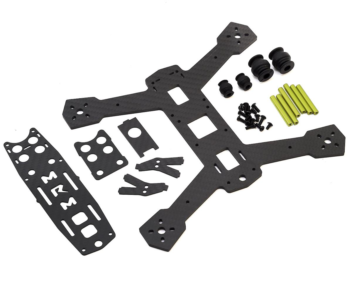 MultiRotorMania 225 Carbon Fiber Drone Frame Kit (Green)
