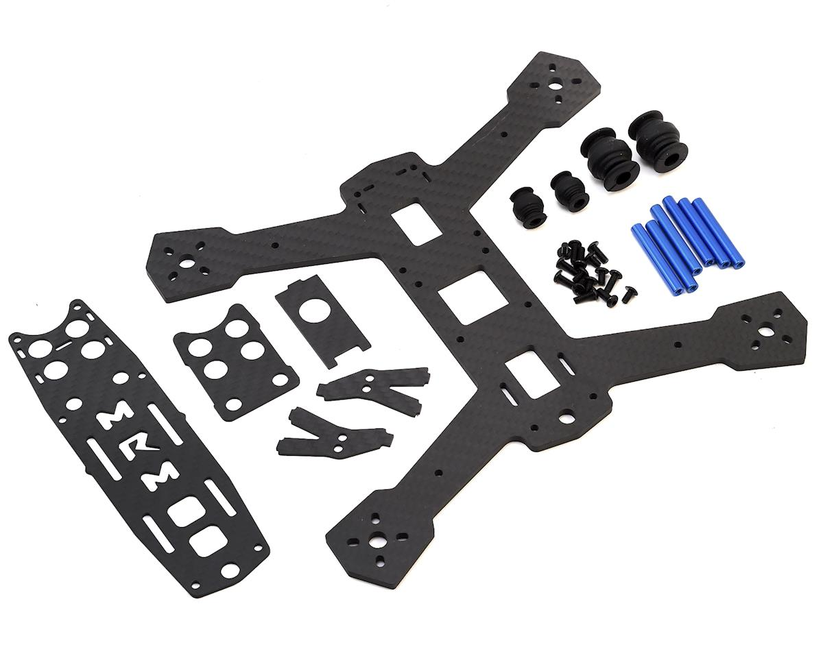 MultiRotorMania 225 Carbon Fiber Drone Frame Kit (Blue)