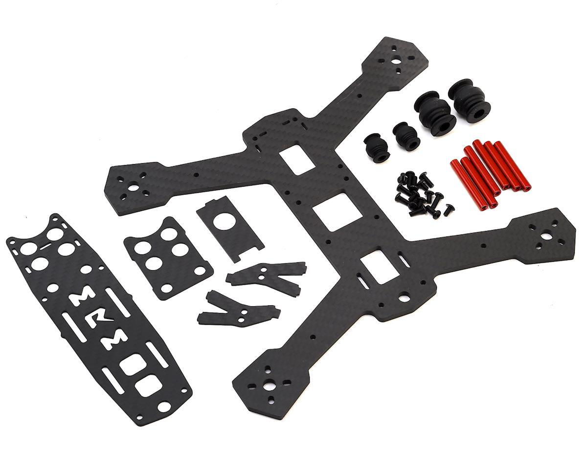 225 Carbon Fiber Drone Frame Kit (Red)