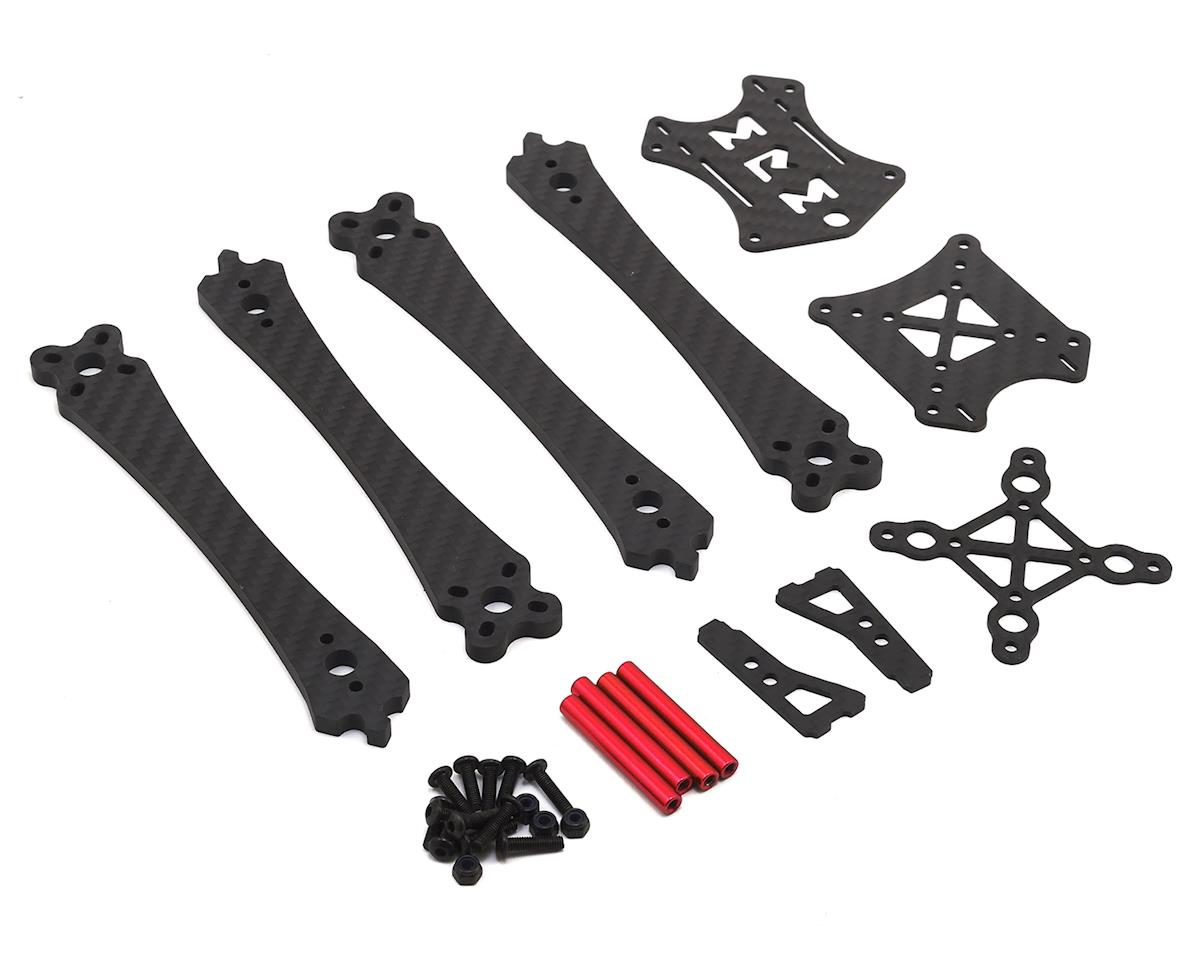 "MultiRotorMania Reaper 6"" Stretch Drone Frame Kit (Red)"