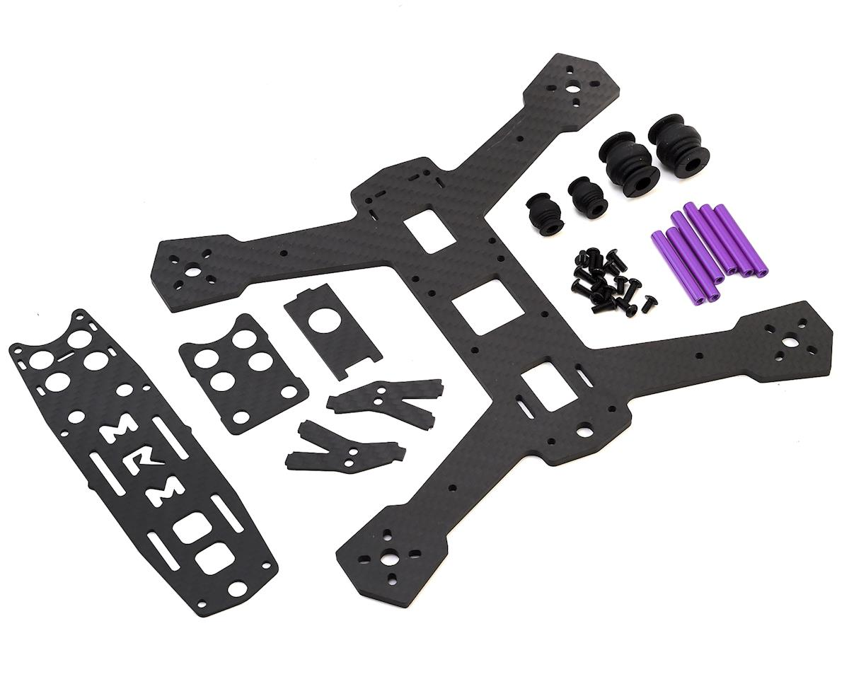MultiRotorMania 225 Carbon Fiber Drone Frame Kit (Purple)