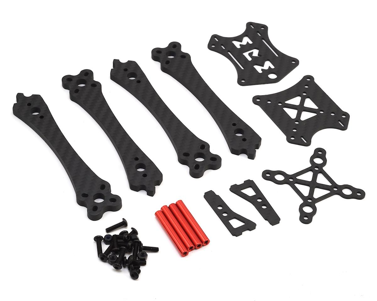 MultiRotorMania Reaper 197 Stretch Drone Frame Kit (Red)