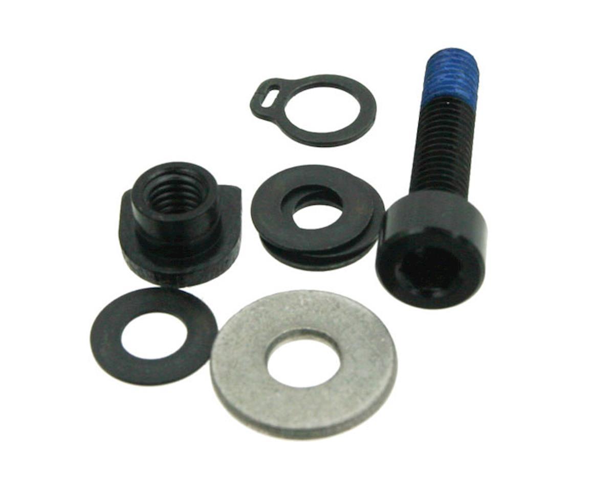 RacePro Black 4x Titanium Parallel Socket Bolt Torx M7 x 30mm x 1mm