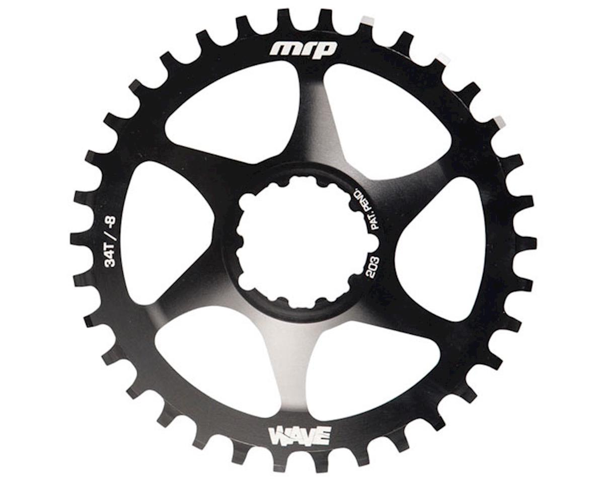 MRP Wave 1x Chainring 34T RaceFace Cinch Mount Black