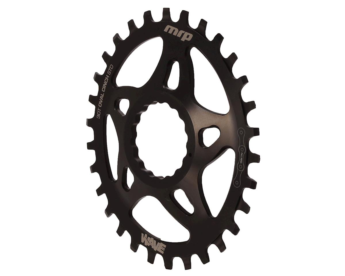 MRP Wave oval chainring, RF Cinch 30t - black