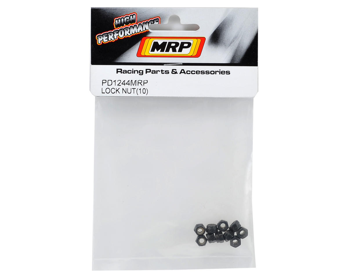MRP 3mm Locknut (10)