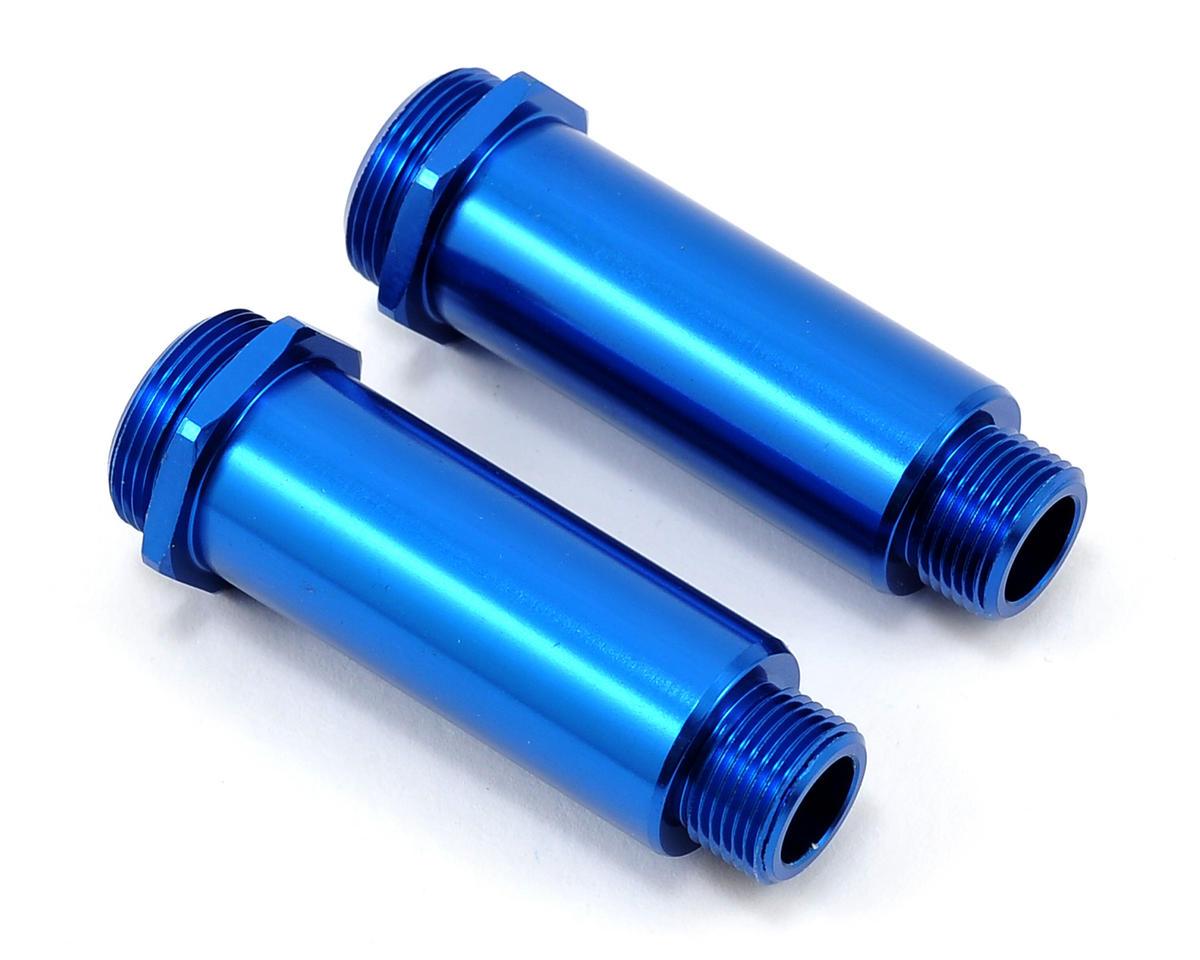 MRP Rear Aluminum Shock Body Set (Blue)
