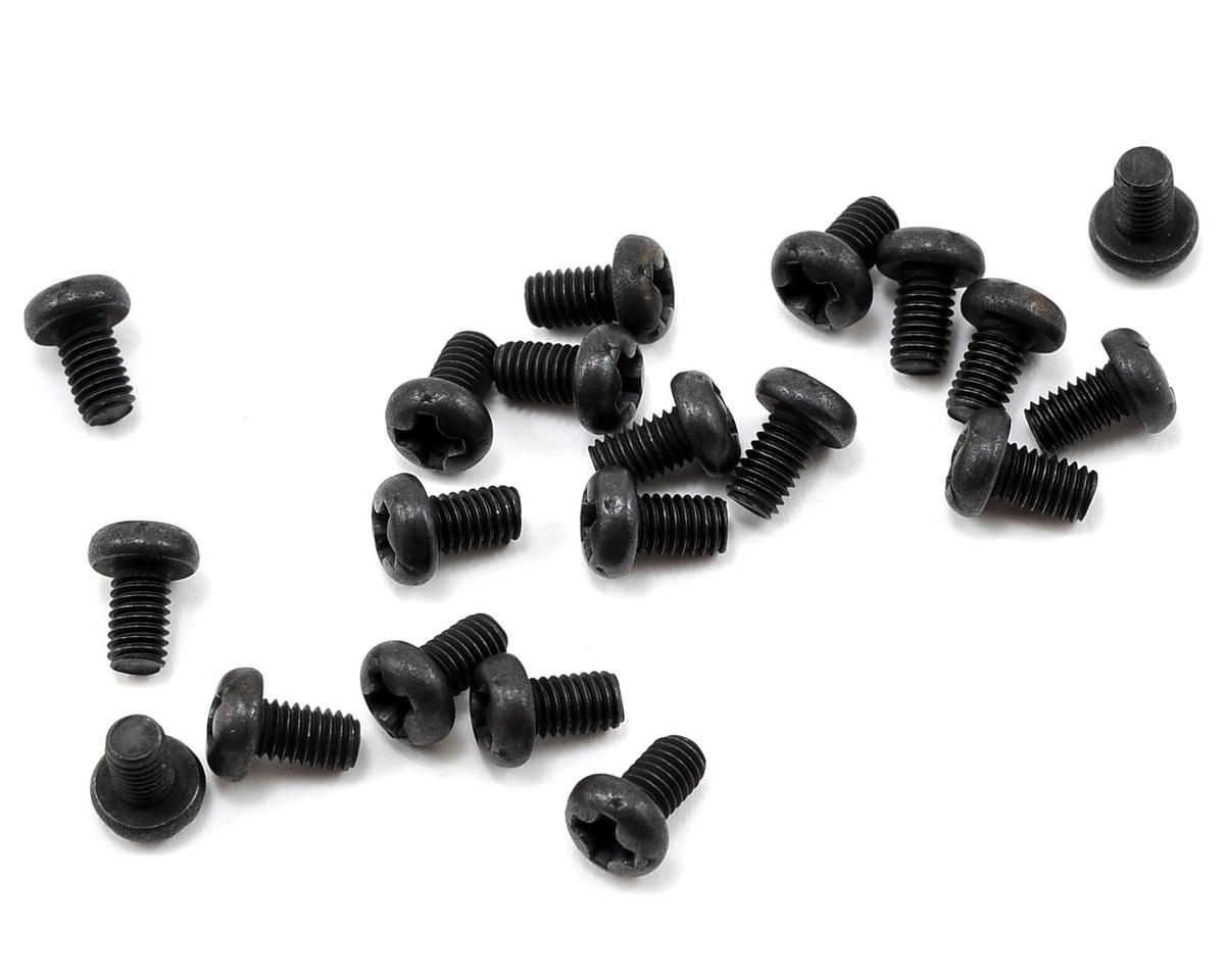 MRP 3x5mm Phillips Button Head Screw (20)