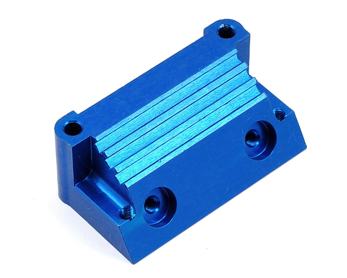 MRP Aluminum Front Bulkhead (Blue)