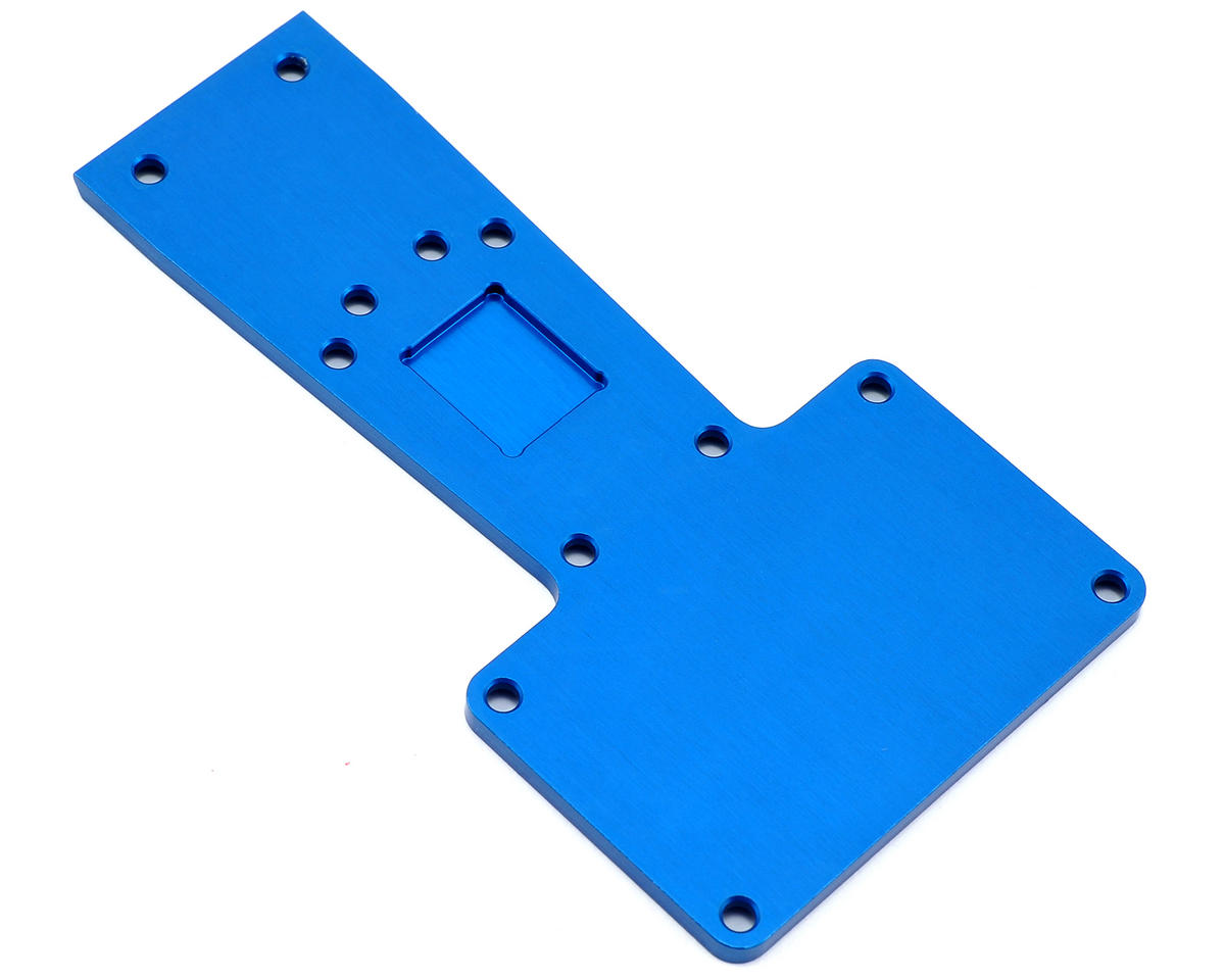 MRP Aluminum Chassis Plate (Blue)
