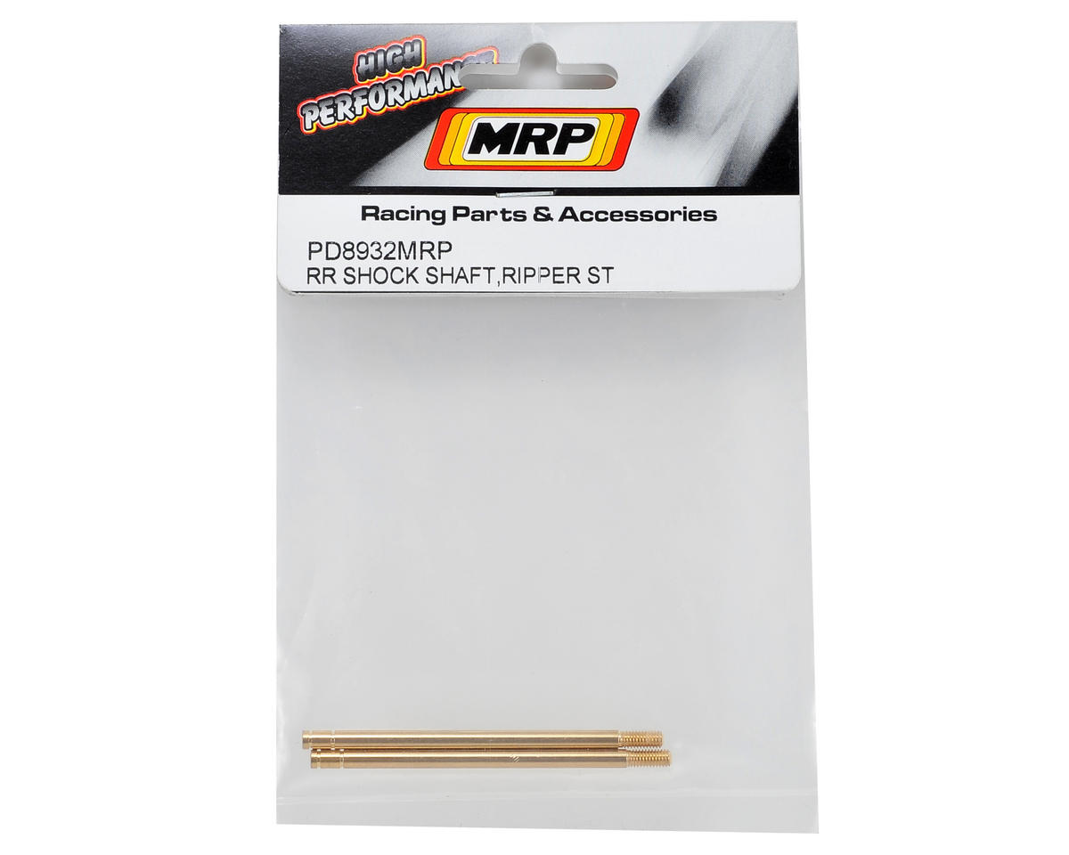MRP Rear Shock Shaft Set (Gold)