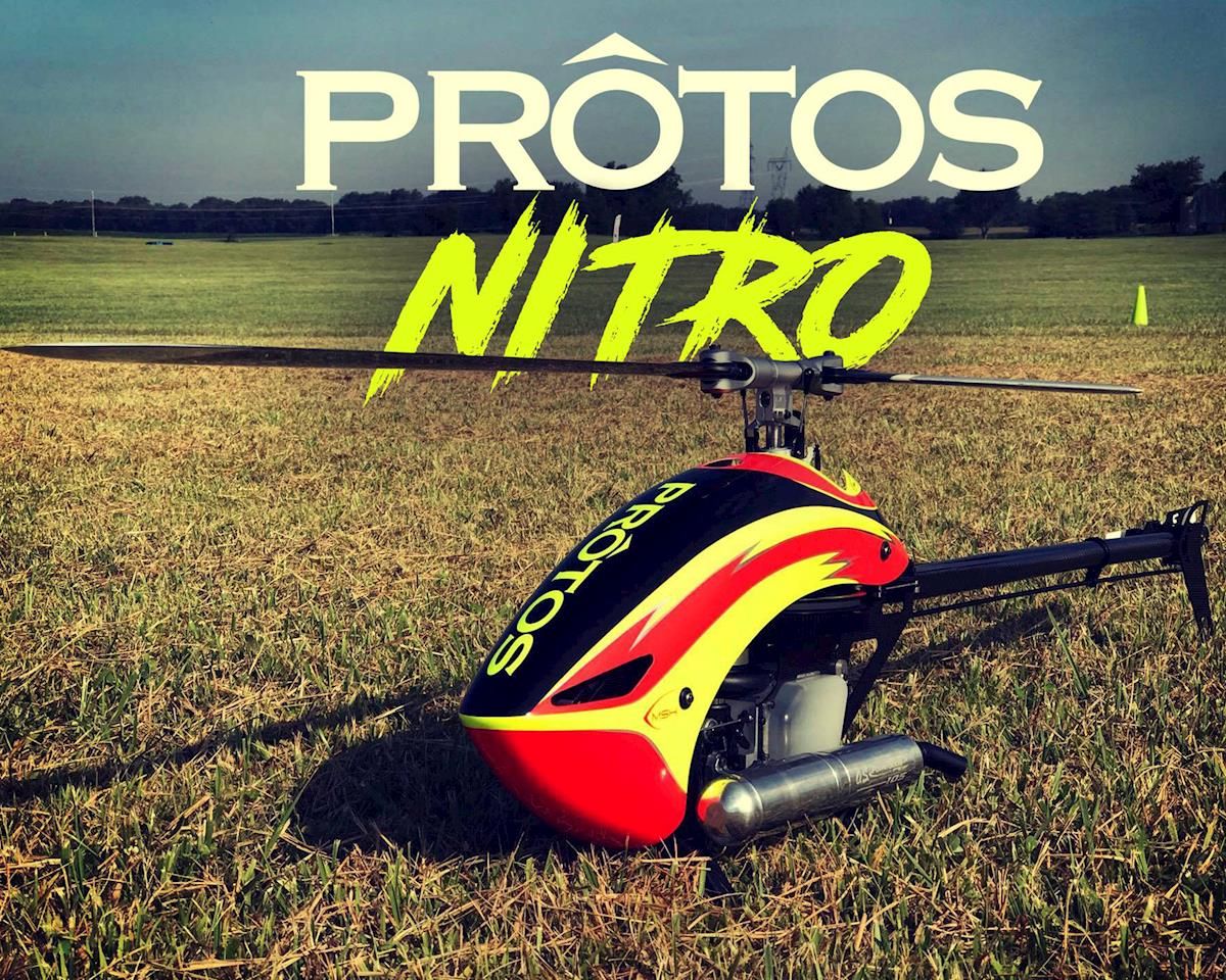 MSHeli Protos 700 Nitro Helicopter Kit