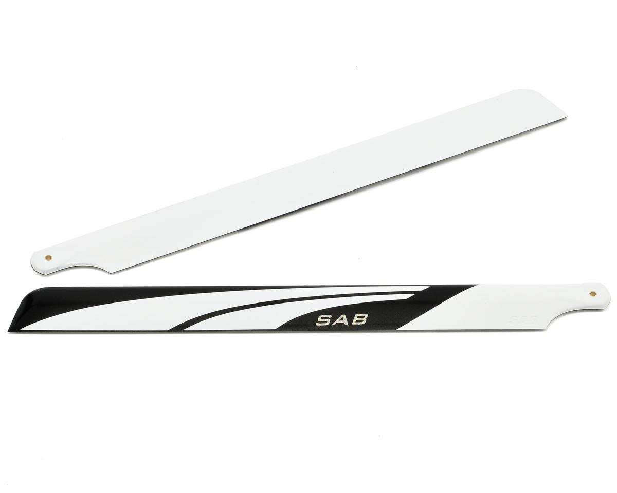 MSHeli Carbon Fiber SAB Main Blade Set