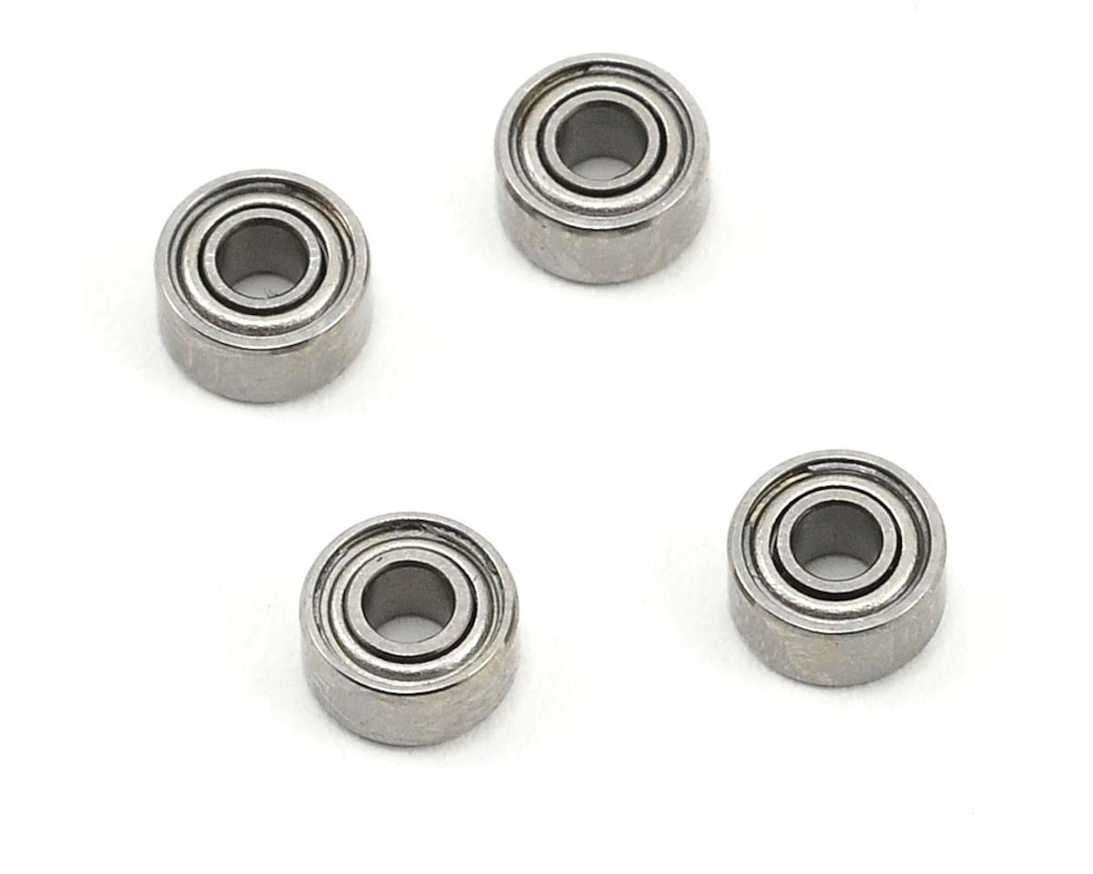 MSH Mini Protos 450eli 2x5x2.5mm Ball Bearing Set (4)