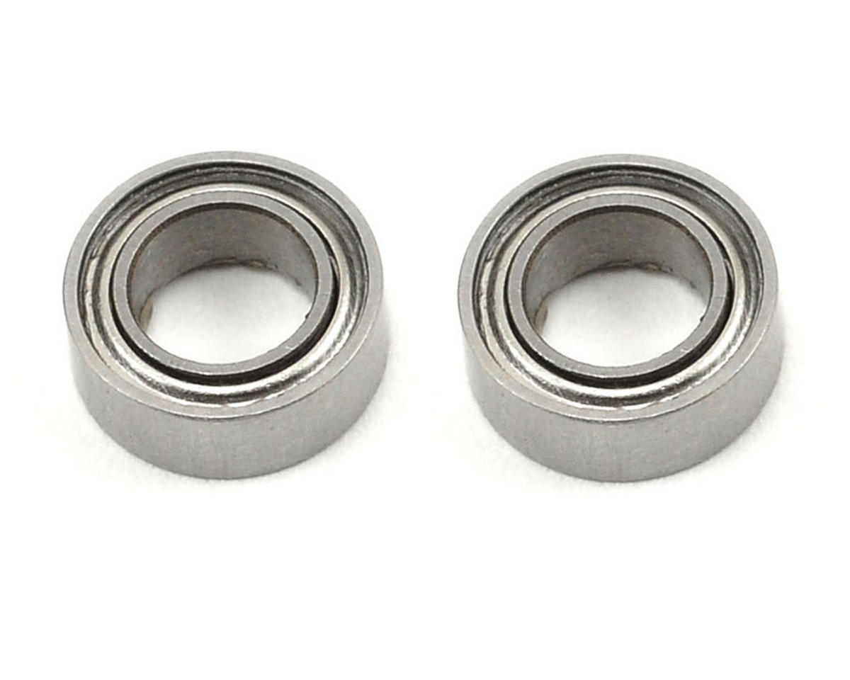 4x7x2.5mm Ball Bearing Set by MSHeli