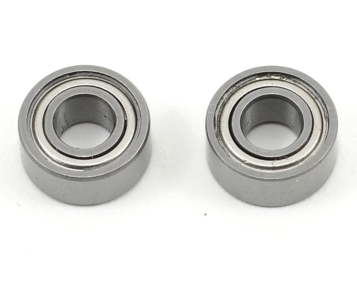 4x9x4mm Ball Bearing Set (2) by MSHeli (MS Heli Mini Protos 450)