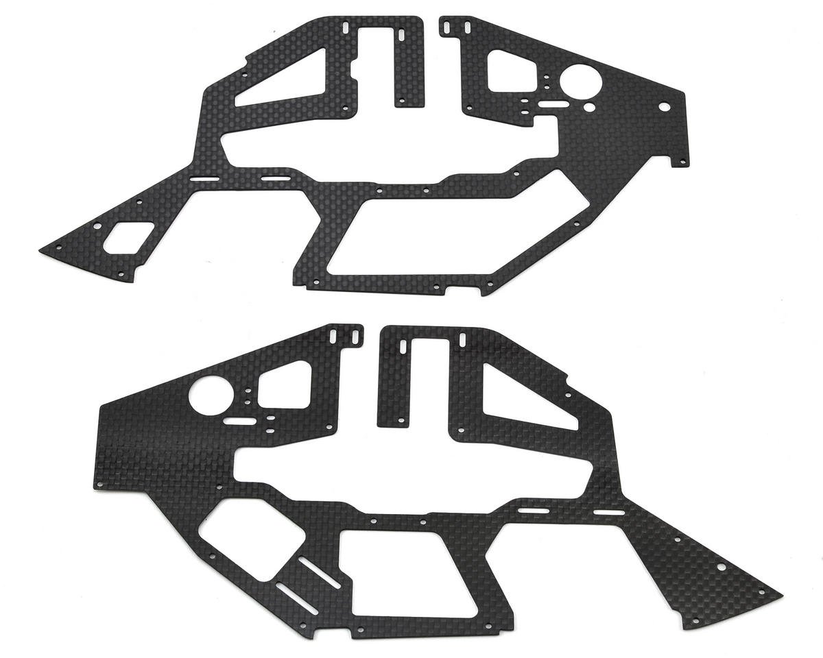MSHeli Carbon Main Frame Set (2)