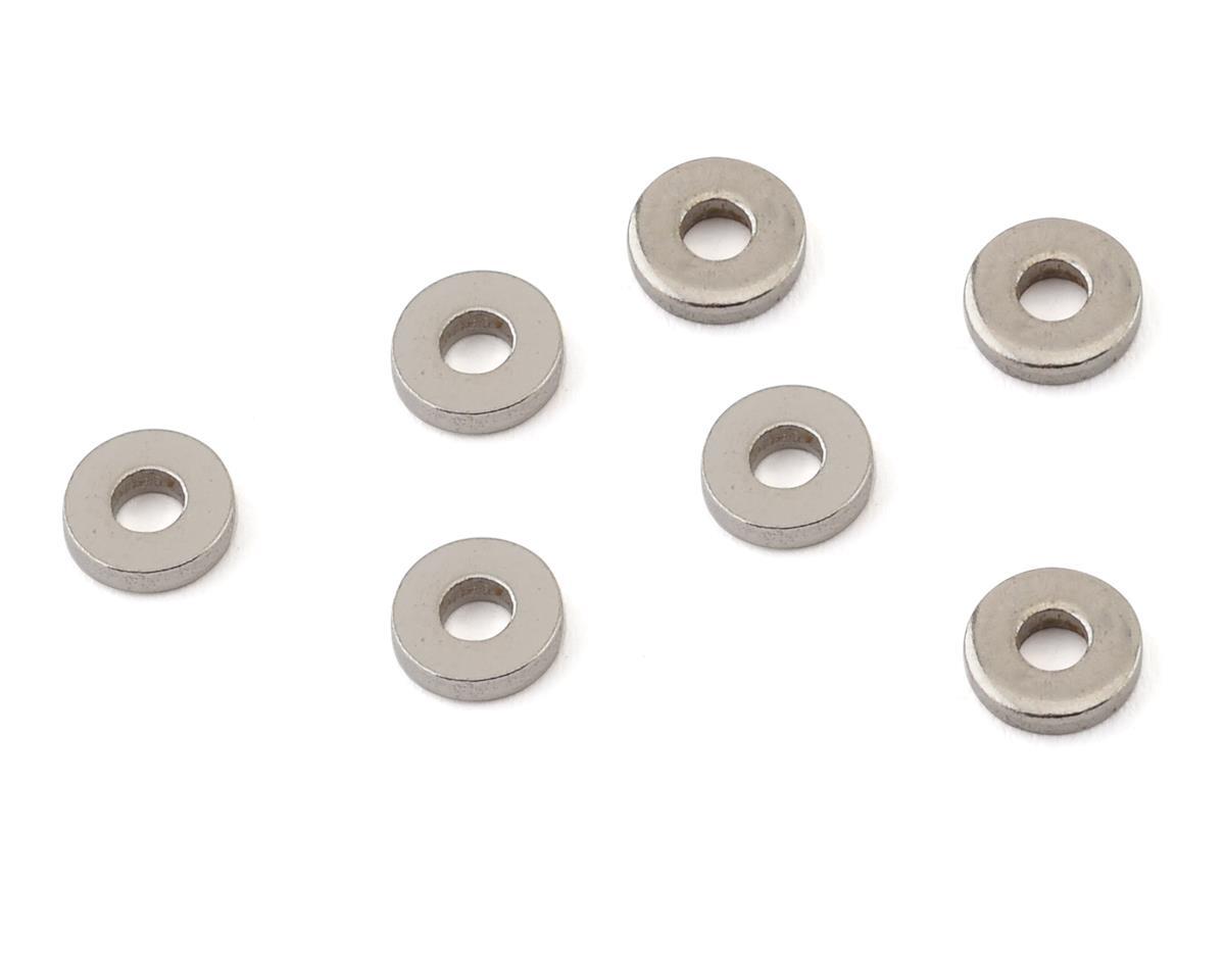 MSH Protos 380eli 2.6x6.5x1.5mm Washers (6)