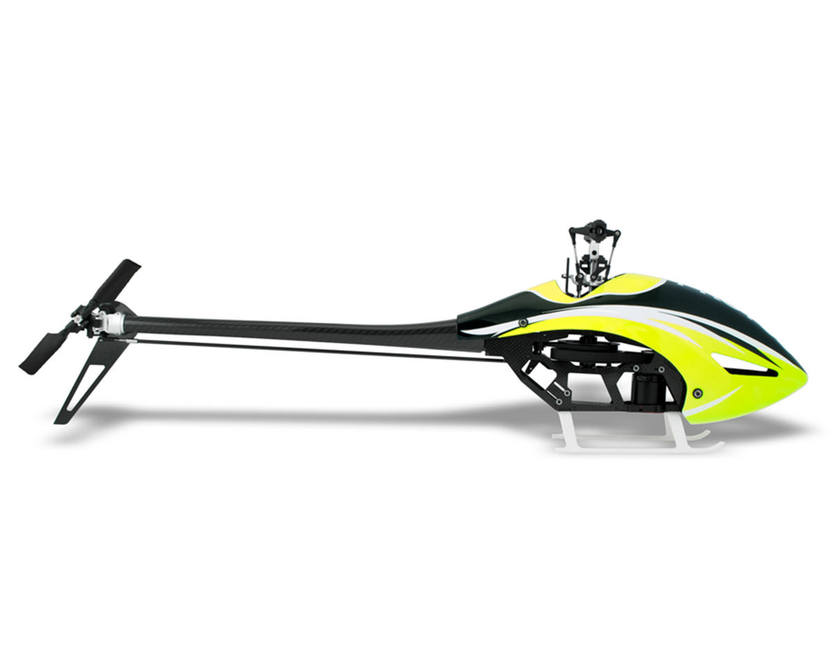 MSHeli Mini Protos 380 Evo  Helicopter & Brain 2 Mini (Yellow)