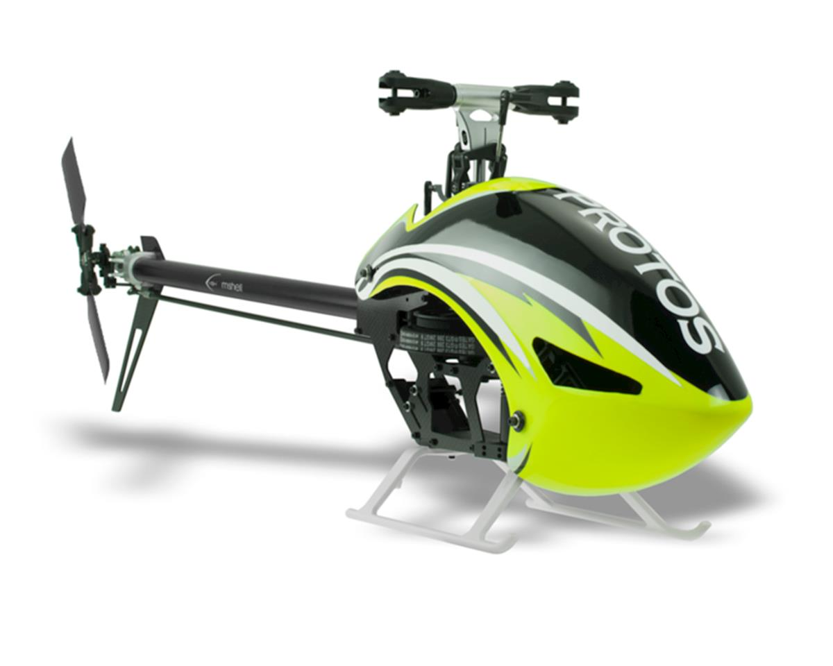 Mini Protos 380 Helicopter (Yellow) by MSHeli