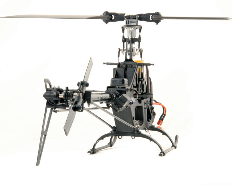 MSHeli Protos 500 Class Helicopter Kit (No Motor/No Blades)