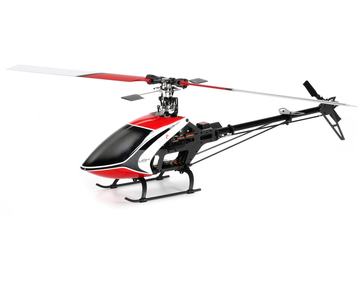 MSHeli Protos 500 Class Carbon Helicopter Kit (w/Motor, ESC and Carbon Fiber Blades)