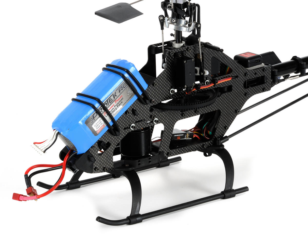 Msheli Protos 500 Class Carbon Helicopter Kit W Motor