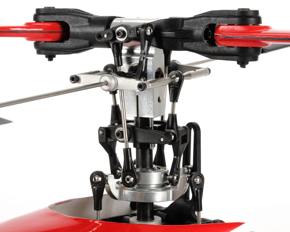 Msheli Protos 500 Class Carbon Helicopter Kit No Motor No