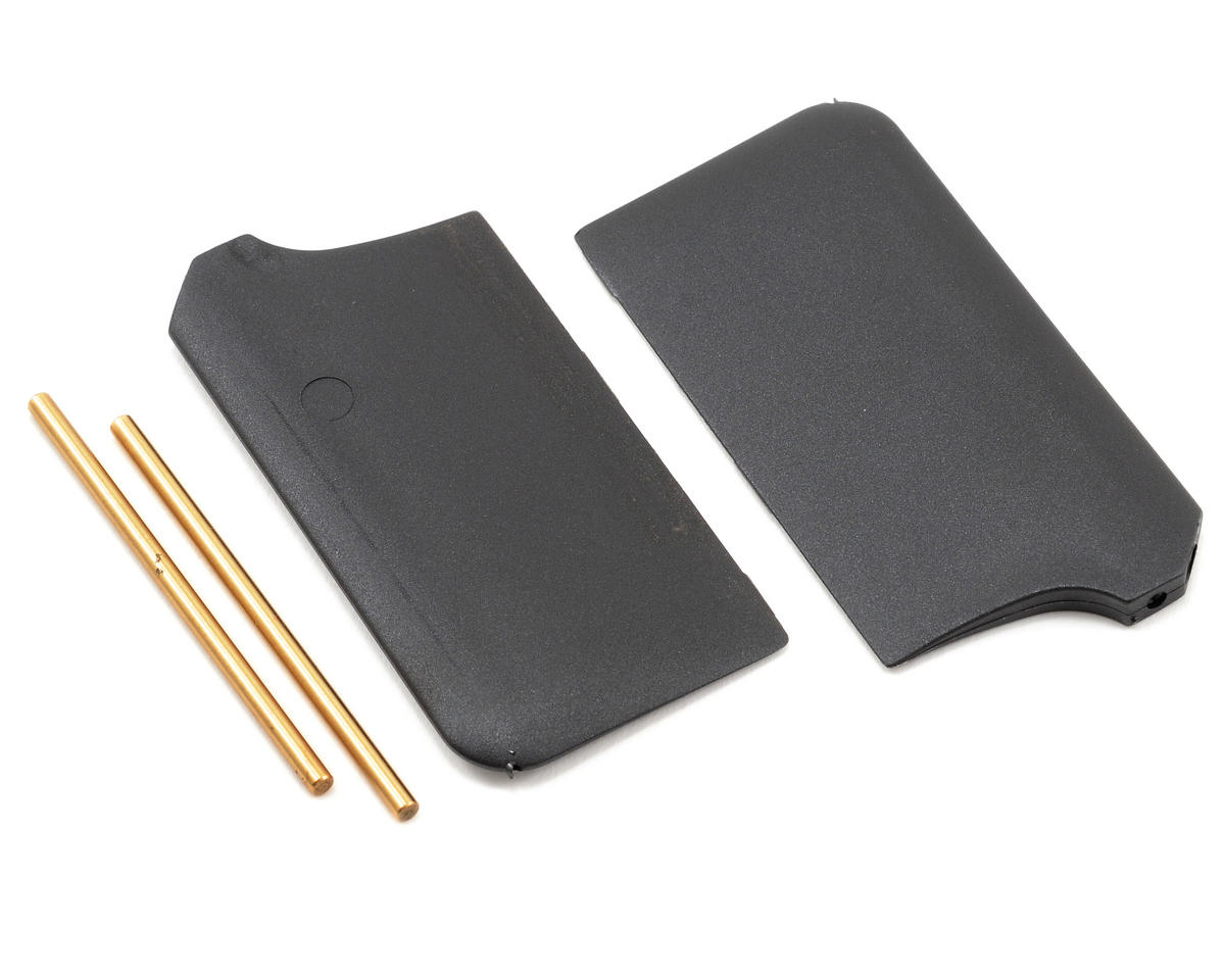 MSHeli Gorilla Paddles (Black)
