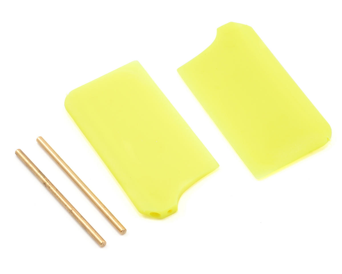 MSHeli Gorilla Paddles (Yellow) (MS Heli Protos 500)