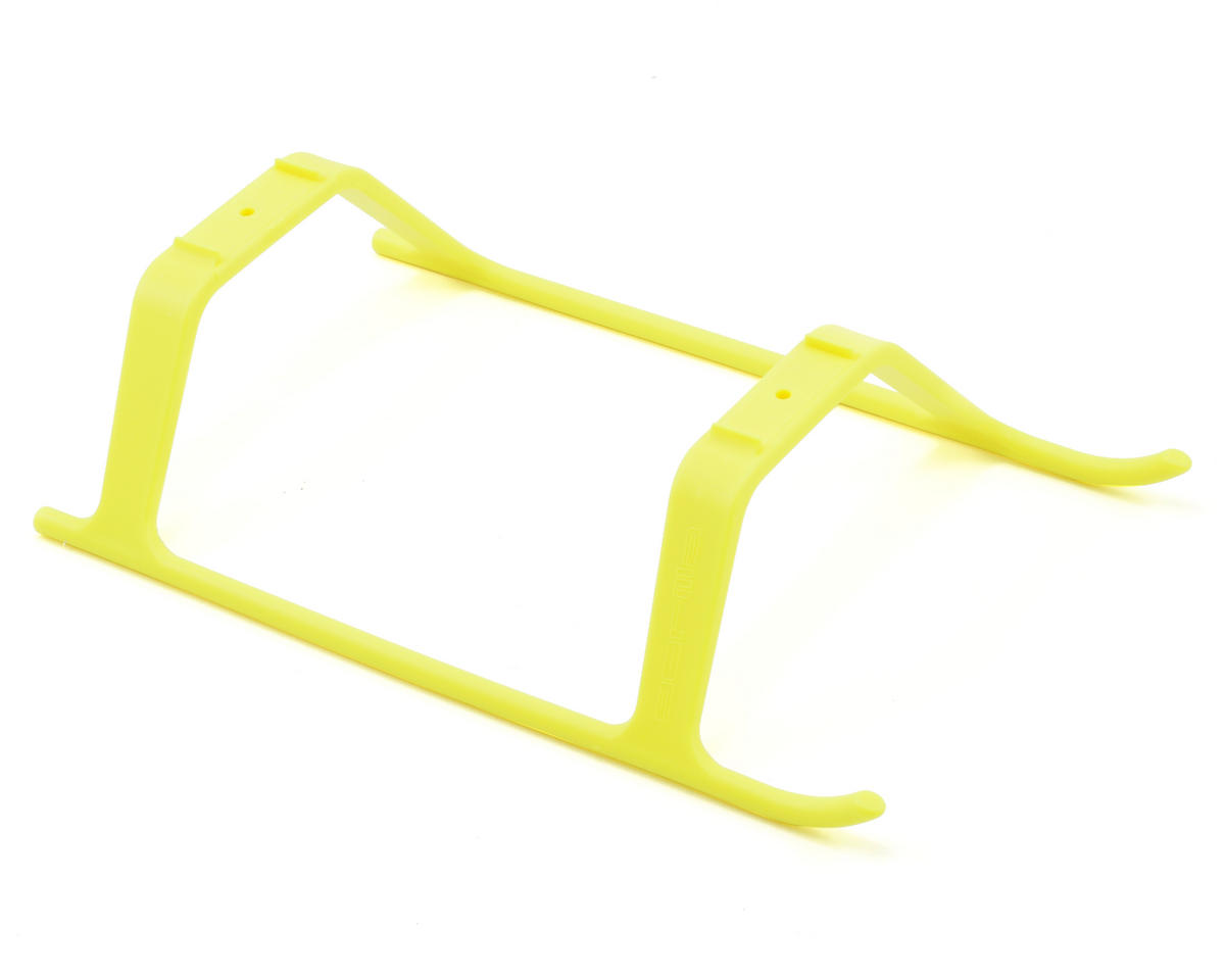 MSHeli Gorilla Gear Landing Skids (Yellow) (Trex 450 Pro)