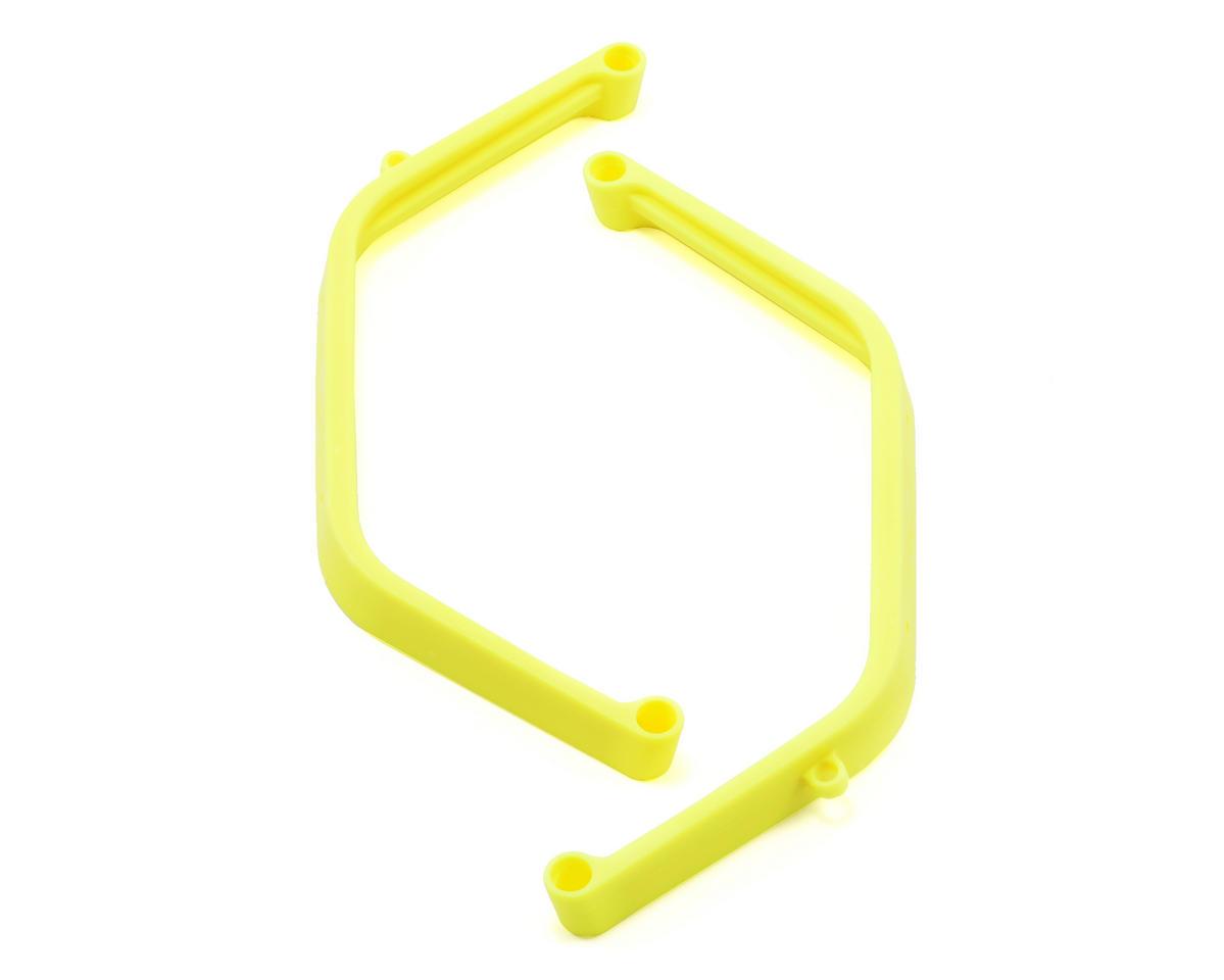 MSHeli Gorilla Gear Landing Skids (Yellow) (Trex 500)