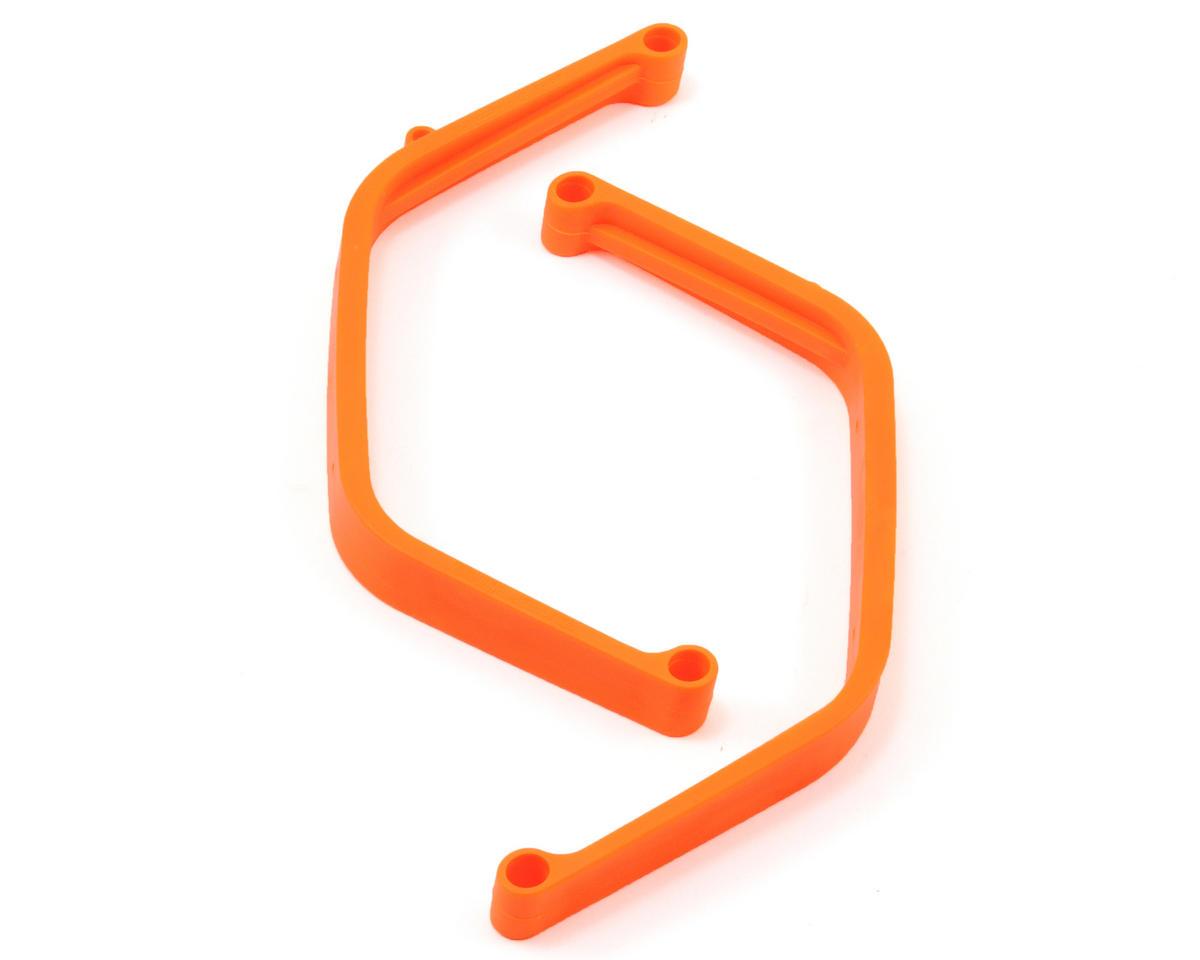 MSHeli Gorilla Gear Landing Skids (Orange) (T-Rex 500)