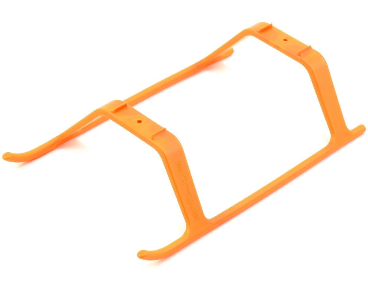 MSHeli Gorilla Gear Landing Skids (Orange) (T-Rex 450 Pro)