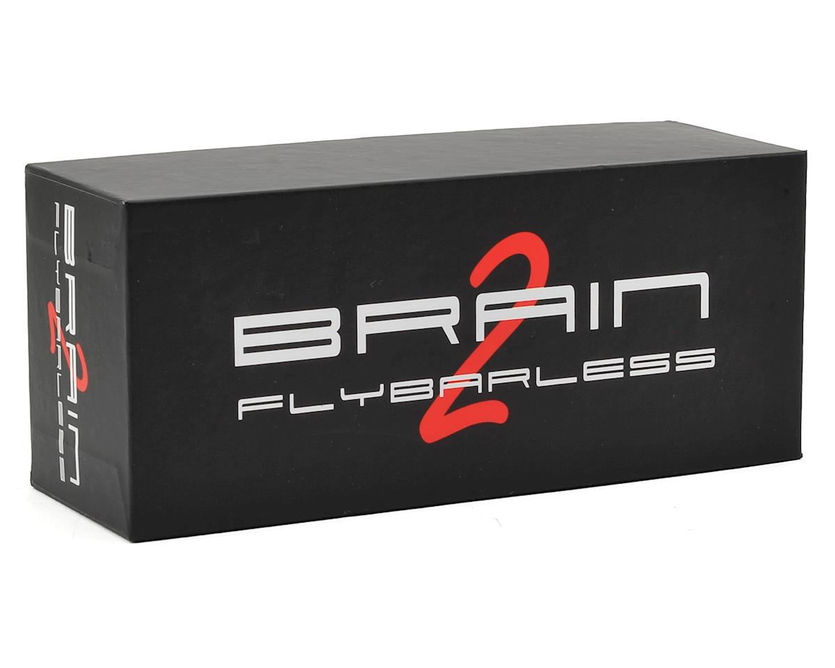 Brain 2 Flybarless System w/Integrated Bluetooth & HD Power Input by MSHeli