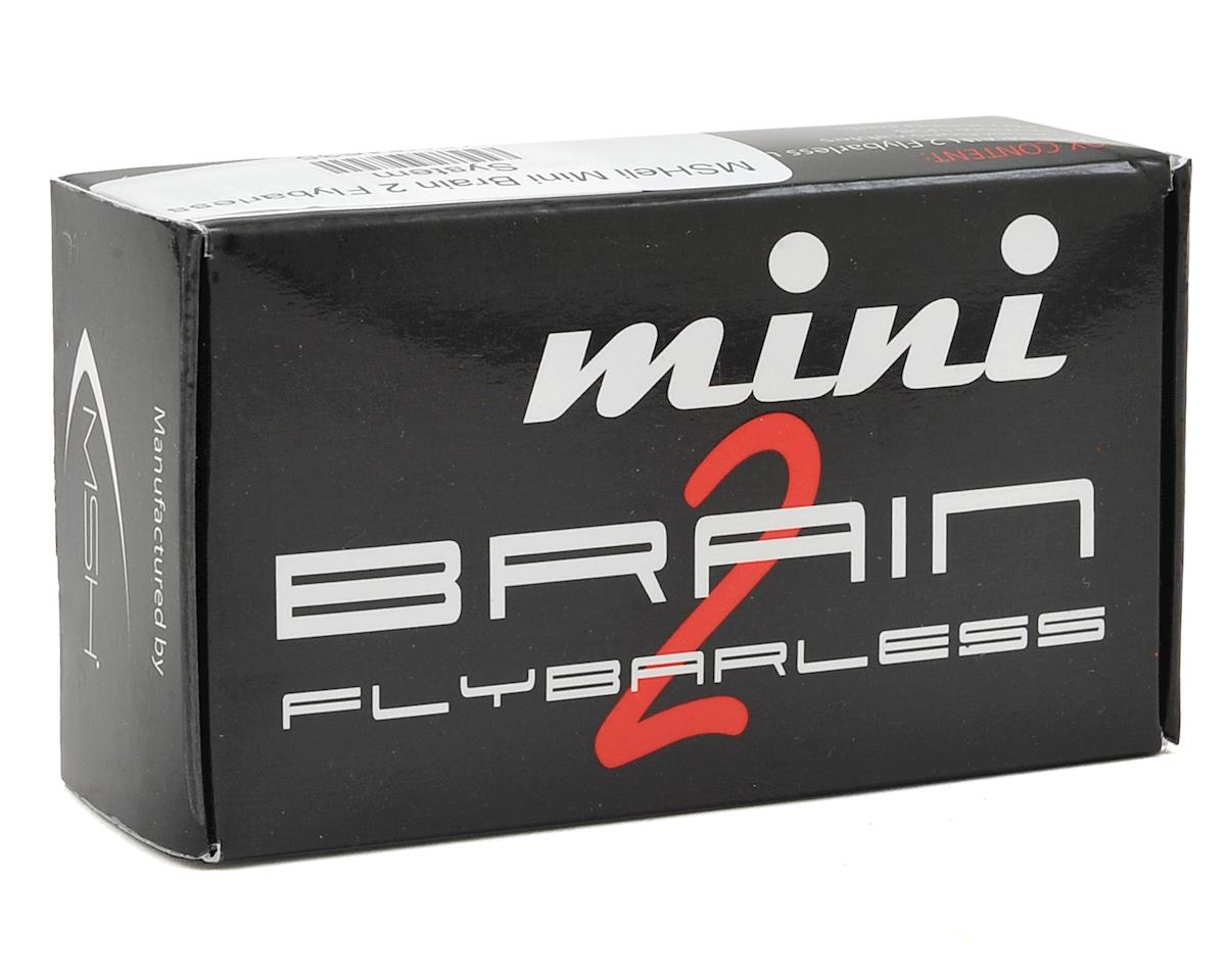 MSHeli Mini Brain 2 Flybarless System